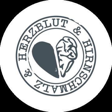 herzblut hirnschmalz logo